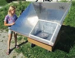 everyday solar cooking renewable