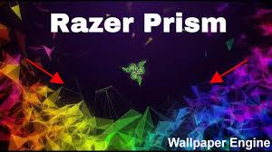 razer prism live wallpaper wallpaper