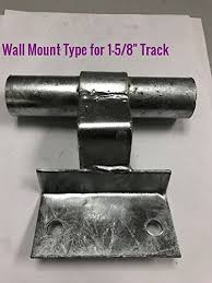 Chain Link Fence Rolling Gate Wall Mount Type Track Bracket For 1 5 8 Track 2 Pc Pack Buy Online In El Salvador Fencesmart4u Products In El Salvador See Prices
