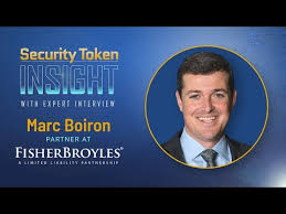 Security Token Insight: Expert Interview with Marc Boiron - YouTube