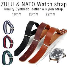 qoo10 watch strap nato watches