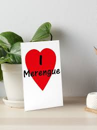 Dance I Love Merengue T Shirt Top Art Board Print By Deanworld Redbubble