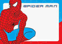 Spiderman Kit Para Imprimir Gratis Marcos Para Fotos