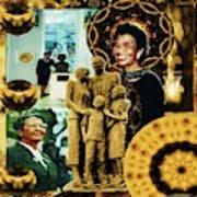 Historic Triumph of Dr. Abigail Jordan Mixed Media by Aberjhani