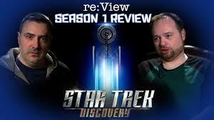 Star Trek Discovery Season 1 - re:View ...