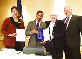 Norfolk Sister City Assn. Holds Annual International Luncheon - The New  Journal and Guide