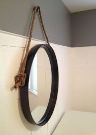 iron rope mirror