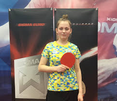 Open table tennis tournament TT-Cup. Personal player's page - Ustay Olga