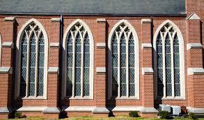 glass windows and glass window