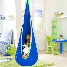 Hanging Indoor Chair Toddler Hammock Kids Swing Cocoon Children Room On Sfhs Org