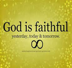inspirational picture quotes god is faithful