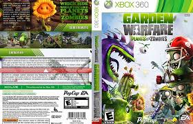 plants vs zombies garden warfare xbox