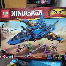 Bộ Xếp Hình Ninjago SS1 Lepin 06096 Lắp Ráp Bay Lốc Xoáy Của Jay ...