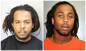 U.S. Marshals Arrest VIPD Homicide Suspect Ivan James And Federal Escapee  Nathaniel Thomas -