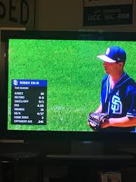 Robbie Erlin with a 4.20 ERA in Denver. Coincidence? I think not. : Padres