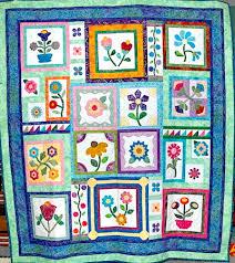 five shadows stitchers garden bom