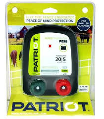 Buy Here Patriot Pe 5b 12v Dc Battery Powered Fence Charger Free Shipping Speedrite Electric Fence Chargers Energizers Tru Test Livestock Scales From Valley Farm Supply