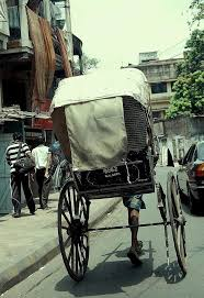 Chinese-cycle-rickshaw-pullers of Calcutta IV by Abhilash G Nath |  Calcutta, Cycle, Chinese