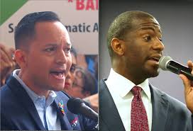 Carlos Smith endorses Andrew Gillum in Governor's race