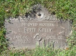 Effie Lockhart Kelly (1882-1971) - Find A Grave Memorial