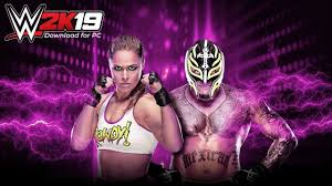 games wwe 2k19 game for pc