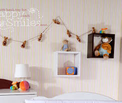 Little Hands Tiny Feet Happy Wall Decal