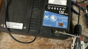 Needing A Zareba 100 Mile Fence Charger Repaired Https Www Fencerfixer Com Youtube
