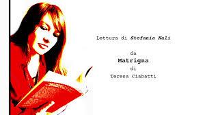 Lettura da Matrigna di Teresa Ciabatti - YouTube