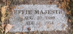 Effie Olson Majestic (1889-1954) - Find A Grave Memorial