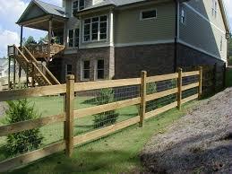 Gallery Rail Fences Fox Fence Company Top Fencing Contractor In Metro Atlanta