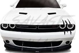 Challenger Die Cit Sticker Dodge Car Decal Charger 3x Hemi Rt