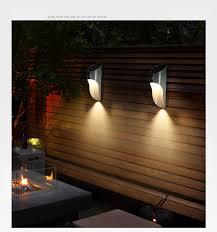Kh Litec Led Solar Light Microwave Sensor Wall Lamp Outdoor Waterproof Ip65 For Pathway Garden Fence Wall Light Outdoor Lighting Solar Lamps Aliexpress