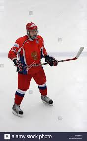 Russian ice-hockey payer No 28 Dmitry Orlov Stock Photo - Alamy