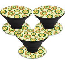 Posock Hippie Flowers Skin Decal Wrap For Pop Sockets Sticker Pack Of 3 Hippie Flowers On Unbeatablesale Com Fandom Shop