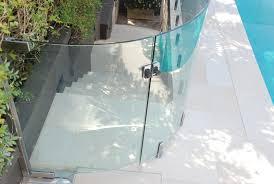 Glass Pool Fencing Mini Post Advance Metal Industries Australia Aluminium Stainless Steel Balustrades Windows Doors