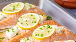 Microwave Salmon Fillets Recipes