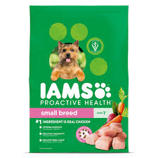 small and toy breed dog food
