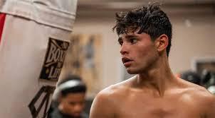 Ryan García ya tomó una decisión sobre su próxima pelea