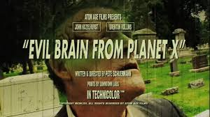 Evil Brain from Planet X -