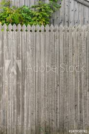 Colonial Gothic Or French Gothic Picket Tops Picket Fence Pattern Vintage Weathered Wooden Fence Buy This Stock Photo And Explore Similar Images At Adobe Stock Adobe Stock