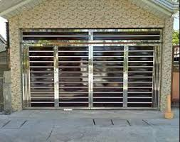 Steel Gate Construction Building Materials Carousell Philippines