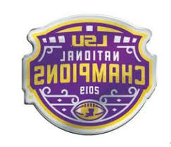 Lsu Tigers Car Decal Cardecal Org