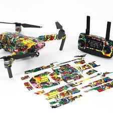 Wrap Skin Decal Stickers Graffiti Dji Mavic Pro Drone Accessories Australia