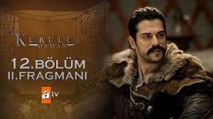 Kuruluş Osman 12. Bölüm 2. Fragmanı - YouTube