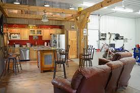 man cave ideas for your pole barn