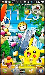 pokemon live wallpaper on wallpapersafari