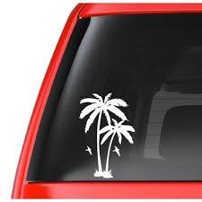 Palm Tree T1 Vinyl Decal Sticker Car Truck Laptop Netbook Window Walmart Com Walmart Com