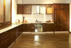 solid wood kitchen cabinet 2016