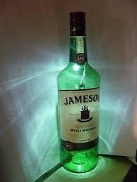 jameson irish whisky 750 ml empty