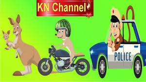 Hoạt hình KN Channel BÉ NA THI BẮT CHUỘT VỚI MÈO & CHÓ tập 8 ...